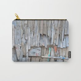 Driftwood Wall Carry-All Pouch