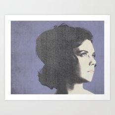Natalie Art Print