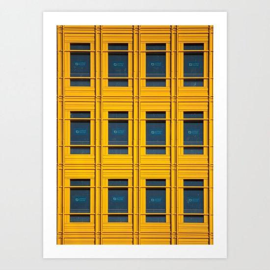 Twelve Art Print