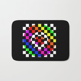 Triggle | Colorful Secret Geomoetry | Play Bath Mat