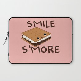 Smile S'more Laptop Sleeve