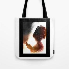 Shadow light Tote Bag