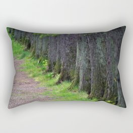 avenue. Rectangular Pillow