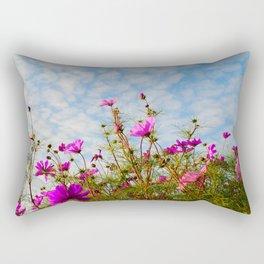 Cosmea 212 Rectangular Pillow