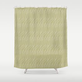 Doris Lessing Savannah Shower Curtain