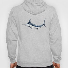 Blue Marlin (Makaira nigricans) Hoody