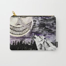 On The Full Moon Carry-All Pouch