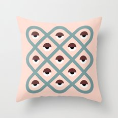 dreams and prophecy Throw Pillow