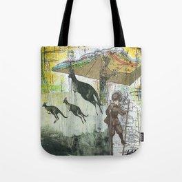 Adaptation Tote Bag
