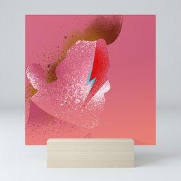 Rainbow Sane Mini Art Print