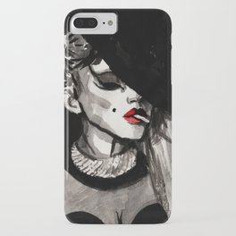 Government Hooker iPhone Case