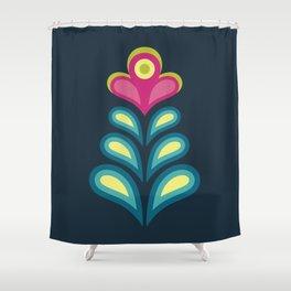 Betty's Garden Shower Curtain