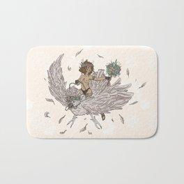 Bird Tamer Bath Mat
