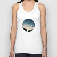 amsterdam Tank Tops featuring amsterdam by JadeApple