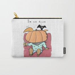 D R U N K (Halloween) Carry-All Pouch