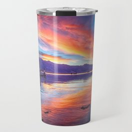 Mono Lake Sunset Travel Mug