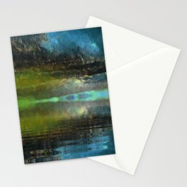 Beyond The Sunset Stationery Cards