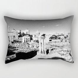 Rome in ruins Rectangular Pillow