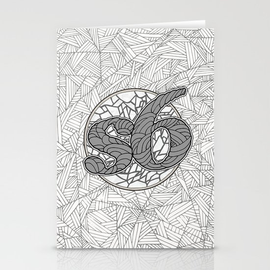 s6 Tee 1 Stationery Cards