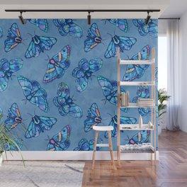 Marvelous Moths Wall Mural