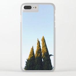 Trio Clear iPhone Case
