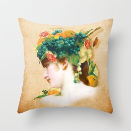 Cybele Throw Pillow