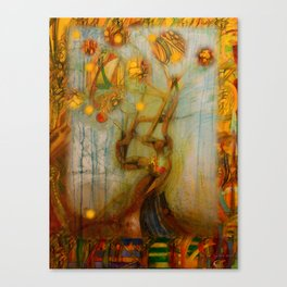 Axis Mundi IV Canvas Print