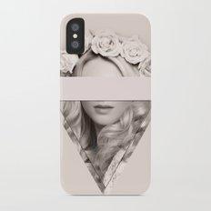 Triangle 5 iPhone X Slim Case