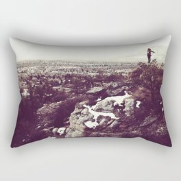 Create your own Freedom Rectangular Pillow