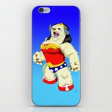 Wonder Wampa iPhone & iPod Skin