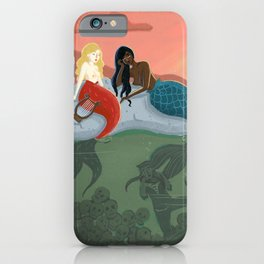 La Sirena iPhone Case