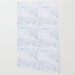 Minimalist Glacier Textures from Iceland Wallpaper