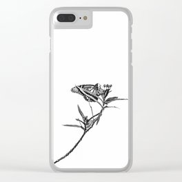 ANOTHER DAY Clear iPhone Case