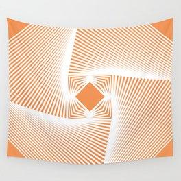 Square Pyramid Wall Tapestry