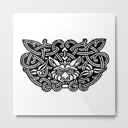 Knot 2 Metal Print