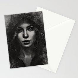 black mamba Stationery Cards