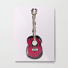 Chords Metal Print