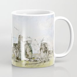 Stonehenge, England Coffee Mug