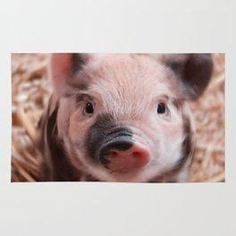 Sweet piglet Rug