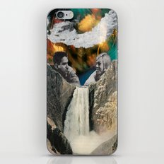 Falling For You iPhone & iPod Skin