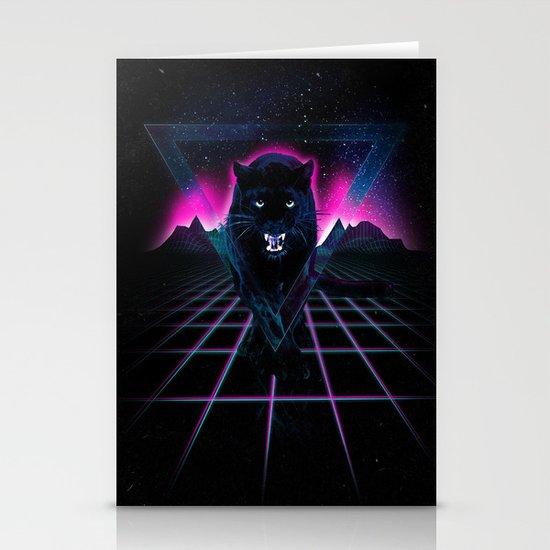 Jaguar Poster Stationery Cards