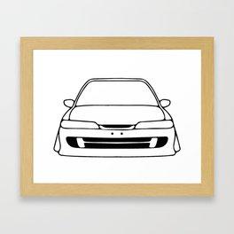 JDM  Framed Art Print