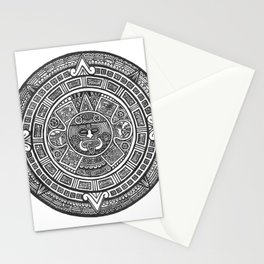 Aztec Roots Stationery Cards