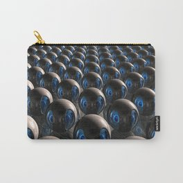 Alien Invasion At Dawn Carry-All Pouch