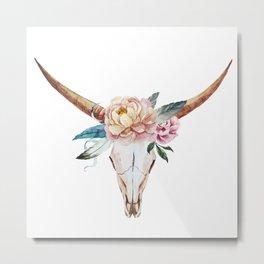 Animal Skull 04 Metal Print