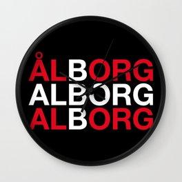 ALBORG Wall Clock