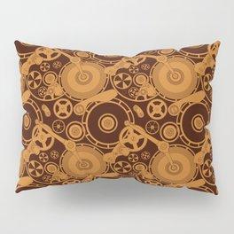 Clockwork 1 Pillow Sham