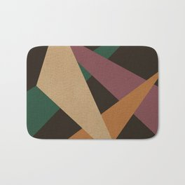 GEOMETRIC ABSTRACT 2 Bath Mat