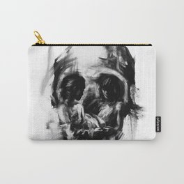 SKULL SITUATION Carry-All Pouch