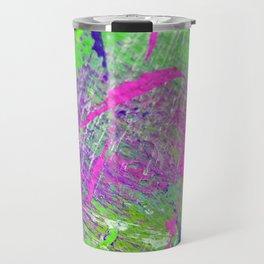 Ink Splash 03 Travel Mug